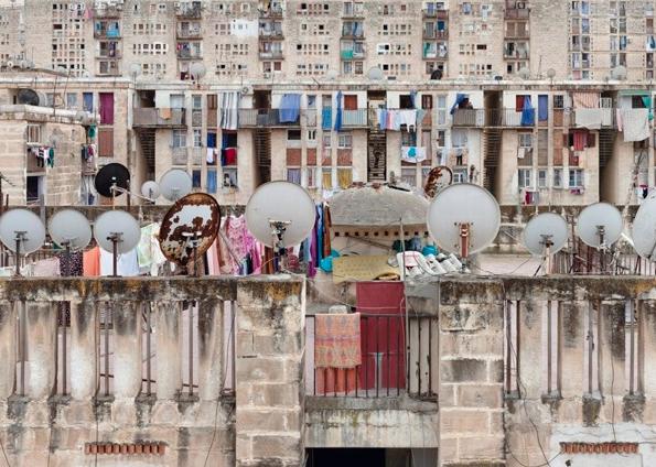 Alger - Cité « Diar el Mahçoul » -Simple Confort n°1 - 2012